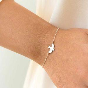 Jewelry - ❤️BOGO❤️🕊Peace Dove Charm Bracelet🕊